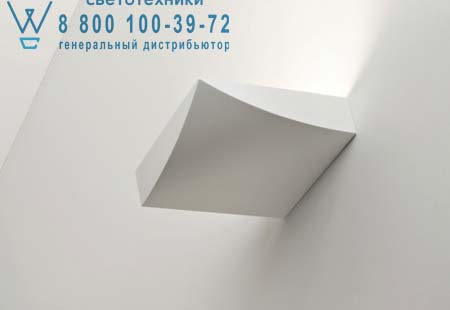 LEMBO LED W1 матовый белый, бра Prandina 1995000913001