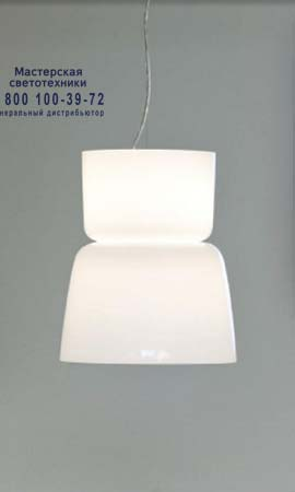 Prandina 1A43000113001 BLOOM S5 глянцевое опалевое белое стекло