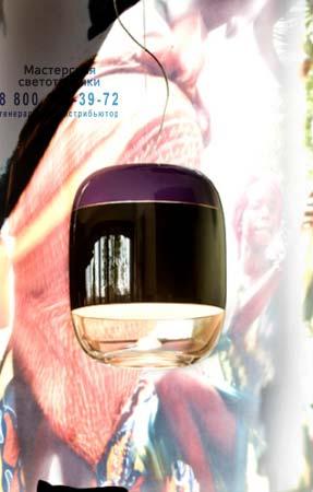 Prandina 1A63000113005 подвесной светильник GONG S3 черный