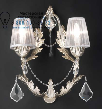 Tredici Design 1307.2CR 1307.2CR серебряный