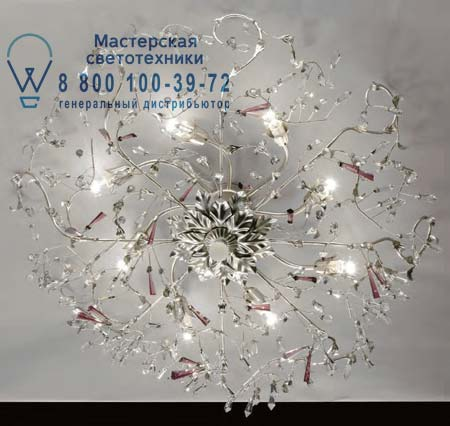 1330.8Z PL Tredici Design 1330.8Z PL серебристо-золотой