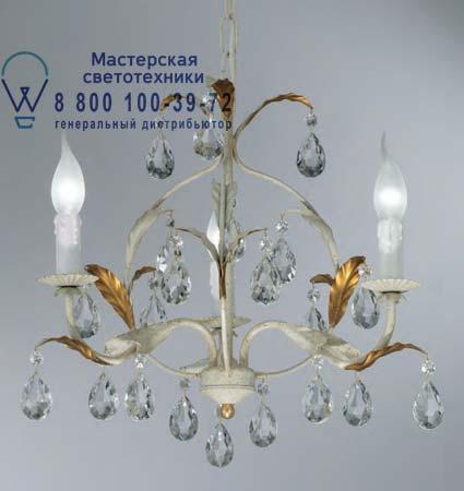 Tredici Design 1334G бело-золотой 1334G