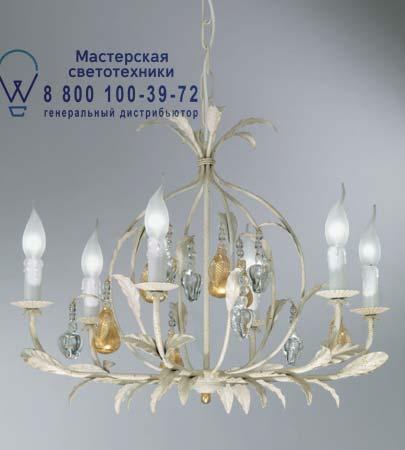 Tredici Design 1341F люстра 1341F кремово-золотой