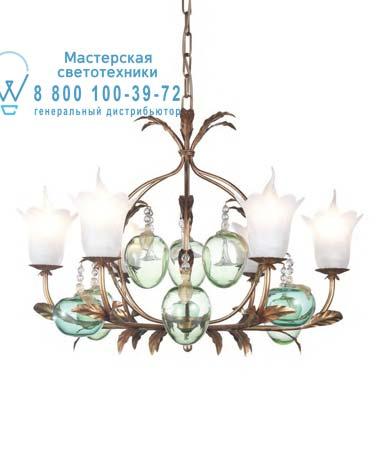 Tredici Design 1343FG VE коричнево-зеленый 1343FG VE
