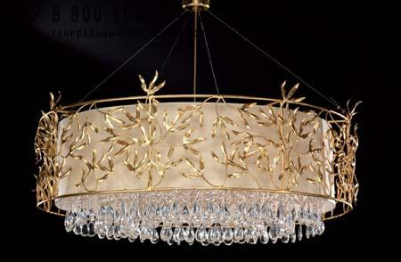 1347.7 золотой, люстра Tredici Design 1347.7