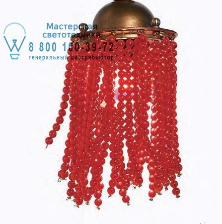 Tredici Design 1399 F/SPOT 1399 F/SPOT золотой с красными кристаллами