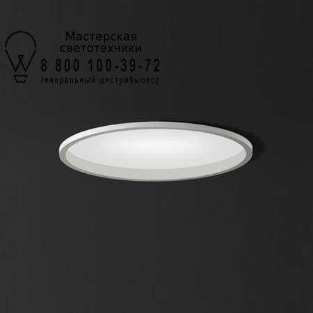 PLUS 0640 белый матовый, встраиваемый светильник Vibia 0640-03