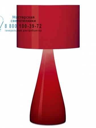 Vibia 1334-06 настольная лампа JAZZ 1334 Красный