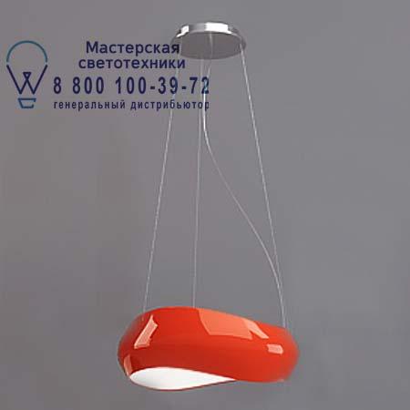 INFINITY 2021 Красный, подвесной светильник Vibia 2021-06