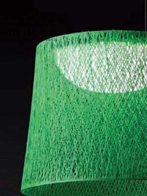 Vibia 4060-07 торшер WIND 4060 Зеленый