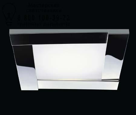 TECTO 4354 Блестящая нержавеющая сталь, потолочный светильник Vibia 4354-01