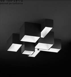 Vibia 5360-18 потолочный светильник LINK XXL 5360 Графит