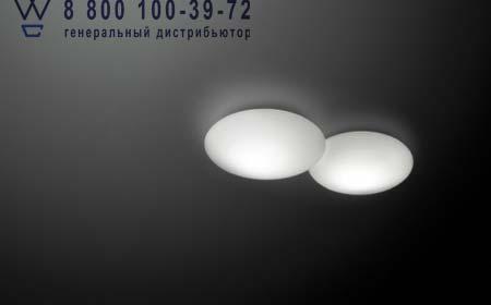 PUCK 5430 белый, потолочный светильник Vibia 5430-03