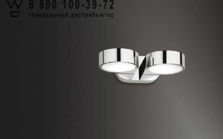 CORNER 8101 хром, бра Vibia 8101-01