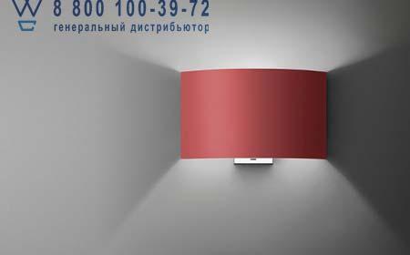 Vibia 8736-01 бра COMBI 8736 Хром-Красный