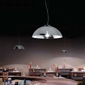 ALUM_09 SP D2 E27 подвесной светильник Vistosi