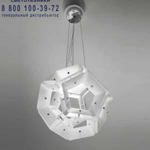 AUREA SP 11 AL подвесной светильник Vistosi