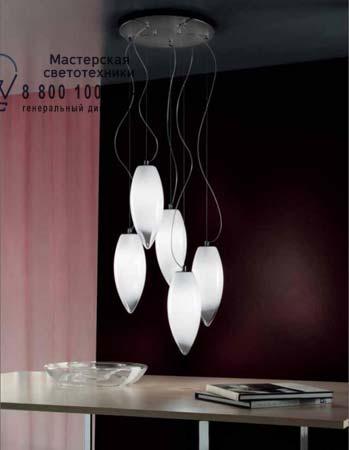 BACO SP 5 E27 подвесной светильник Vistosi