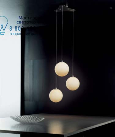BOLLE SP 3 P G9 подвесной светильник Vistosi