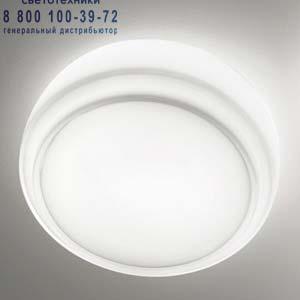 Vistosi BOT PL 45 E27 потолочный светильник BOT PL 45 E27 белый