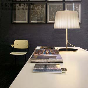 CLOTH LT G E27, настольная лампа Vistosi CLOTH LT G E27