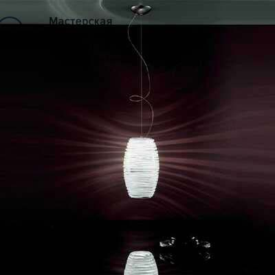 DAMASCO SP G E27 подвесной светильник Vistosi