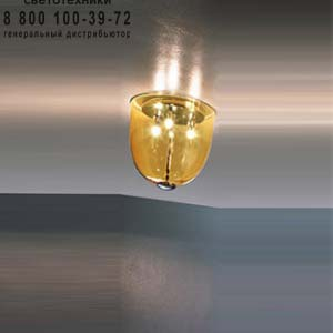 DRESS PL P G9, потолочный светильник Vistosi DRESS PL P G9