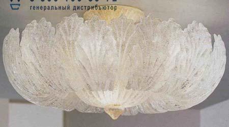 GIUBILEO PL 28F E27 зернистый золотой, потолочный светильник Vistosi GIUBILEO PL 28F E27