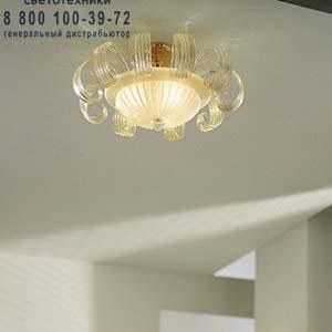 GLORIA PL 10F E27 потолочный светильник Vistosi