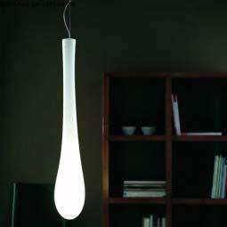 Vistosi LACRIMA SP P D1 E27 подвесной светильник LACRIMA SP P D1 E27 белый/никель