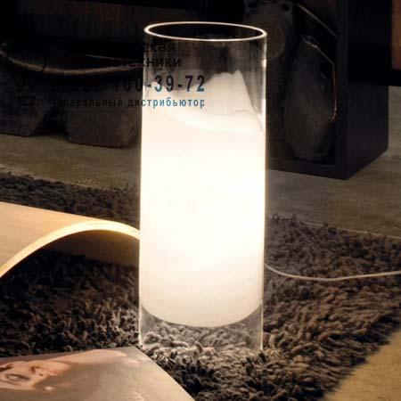 Vistosi LIO LT 50 E27 настольная лампа LIO LT 50 E27 белый прозрачный