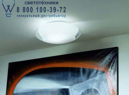 Vistosi LIO PL 30 E27 бра LIO PL 30 E27 белый прозрачный