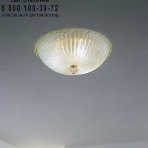 Vistosi MORRISE PL 45 E27 потолочный светильник MORRISE PL 45 E27 зернистый золотой