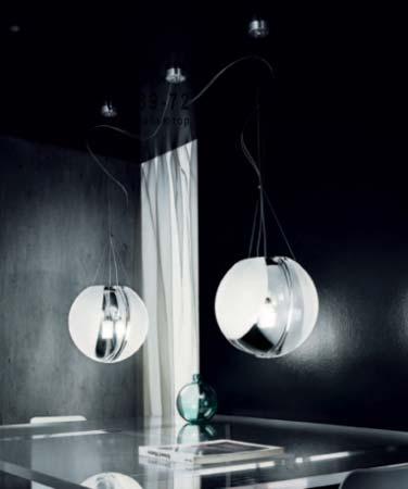 POC SP 25 D2 G9 подвесной светильник Vistosi
