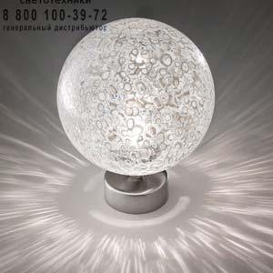 Vistosi RINA LT 16 G9 настольная лампа RINA LT 16 G9 прозрачный