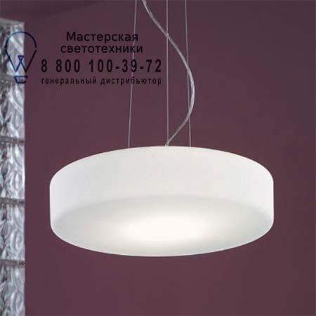 SOGNO SP 55 D1 E27 белый, подвесной светильник Vistosi SOGNO SP 55 D1 E27