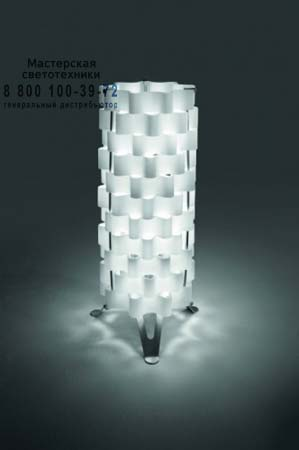 TAHOMA LT 11 E27 белый, настольная лампа Vistosi TAHOMA LT 11 E27