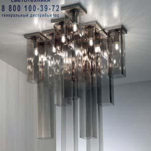 TUBES PL 15 E27 потолочный светильник Vistosi