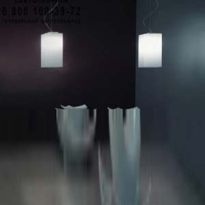 Vistosi TUBES SP 20 D2 E27 подвесной светильник TUBES SP 20 D2 E27