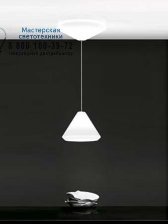 WITHWHITE SP 46 G E27 белый, подвесной светильник Vistosi WITHWHITE SP 46 G E27