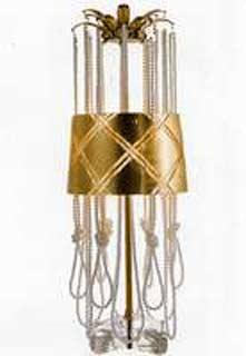 Eurolampart 1206/03BA oro foglia