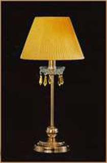 Salvilamp 3926/1 amber-gold