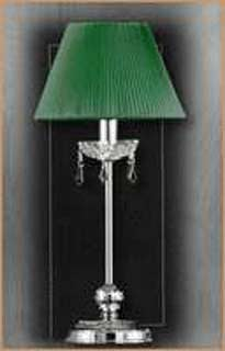 Salvilamp 3926/1 green-chrome