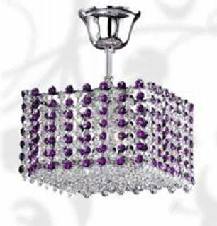 Salvilamp 4530/23 chrome violet