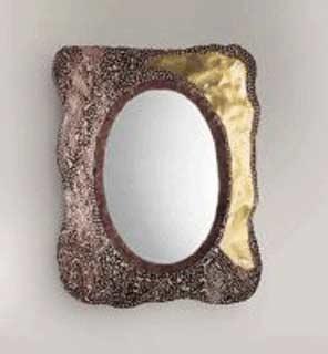 MM Lampadari 6700 specchio con luci V2278