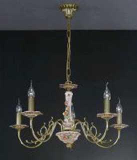 La lampada L.1206/5.26 Paderno luce