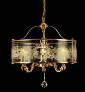La lampada L 1302/6.26 Paderno luce