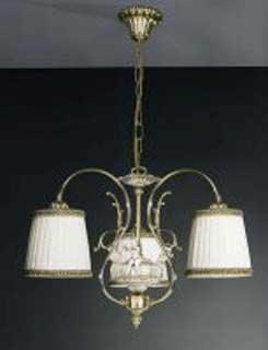 La lampada L.1339/3.26 Paderno luce