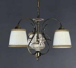 La lampada L.1339/3.40 Paderno luce