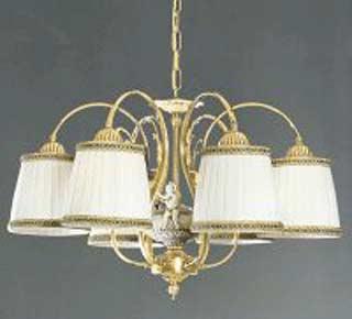 La lampada L.1339/6.26 Paderno luce